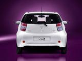 Images of Toyota iQ (KGJ10) 2008