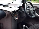 Images of Toyota iQ UK-spec (KGJ10) 2009