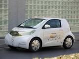 Photos of Toyota FT-EV Concept 2009