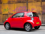 Photos of Toyota iQ UK-spec (KGJ10) 2009
