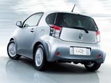 Pictures of Toyota iQ JP-spec (KGJ10) 2008