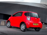 Pictures of Toyota iQ UK-spec (KGJ10) 2009