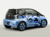 Pictures of Toyota FT-EV III Concept 2011