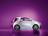 Toyota iQ Concept 2007 images