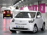 Toyota iQ (KGJ10) 2008 images