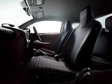 Toyota iQ JP-spec (KGJ10) 2008 wallpapers
