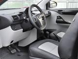 Toyota iQ Tobasco (KGJ10) 2011 images