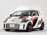 GRMN Toyota iQ Racing Concept 2011 images