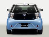 Toyota FT-EV III Concept 2011 photos
