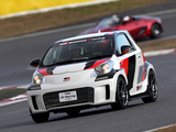 GRMN Toyota iQ Racing Concept 2011 pictures