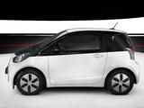 Toyota iQ EV 2012 images
