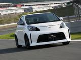 GRMN Toyota iQ Supercharger (KGJ10) 2012 photos