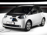 Toyota iQ EV 2012 photos