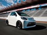 GRMN Toyota iQ Supercharger (KGJ10) 2012 pictures