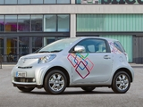 Toyota iQ Customized Edition (KGJ10) 2012 pictures