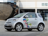 Toyota iQ Customized Edition (KGJ10) 2012 wallpapers