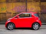 Toyota iQ UK-spec (KGJ10) 2009 wallpapers