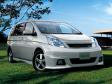 Toyota Isis G U Selection 2004–05 images