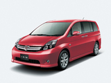 Toyota Isis Platana V Selection 2011 pictures