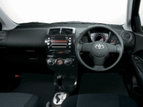 Toyota Ist 2007 wallpapers