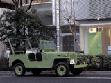 Images of Toyota Jeep BJ 1951–54