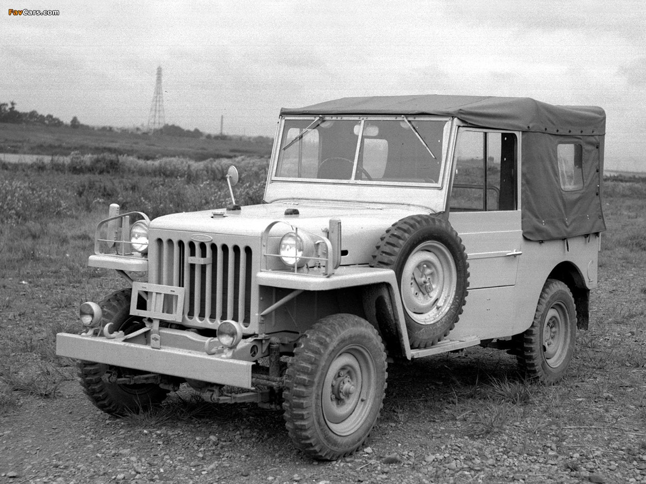 Photos of Toyota Jeep BJ 1951–54 (1280 x 960)