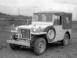 Photos of Toyota Jeep BJ 1951–54