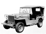 Toyota Jeep BJ 1951–54 pictures