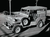 Toyota Jeep BJ 1951–54 wallpapers