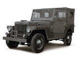 Toyota 25 BJ Land Cruiser 1954–55 wallpapers