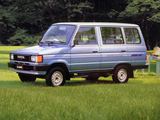 Photos of Toyota Kijang 1986–96