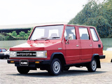 Pictures of Toyota Kijang 1981–85