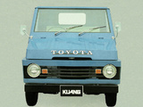 Toyota Kijang (KF10) 1977–80 pictures