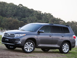 Images of Toyota Kluger Altitude 2012