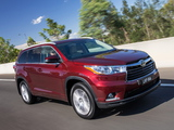 Images of Toyota Kluger 2014