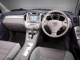 Photos of Toyota FCHV-4 Concept 2001