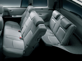 Pictures of Toyota Kluger 2003–07