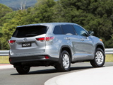 Pictures of Toyota Kluger 2014