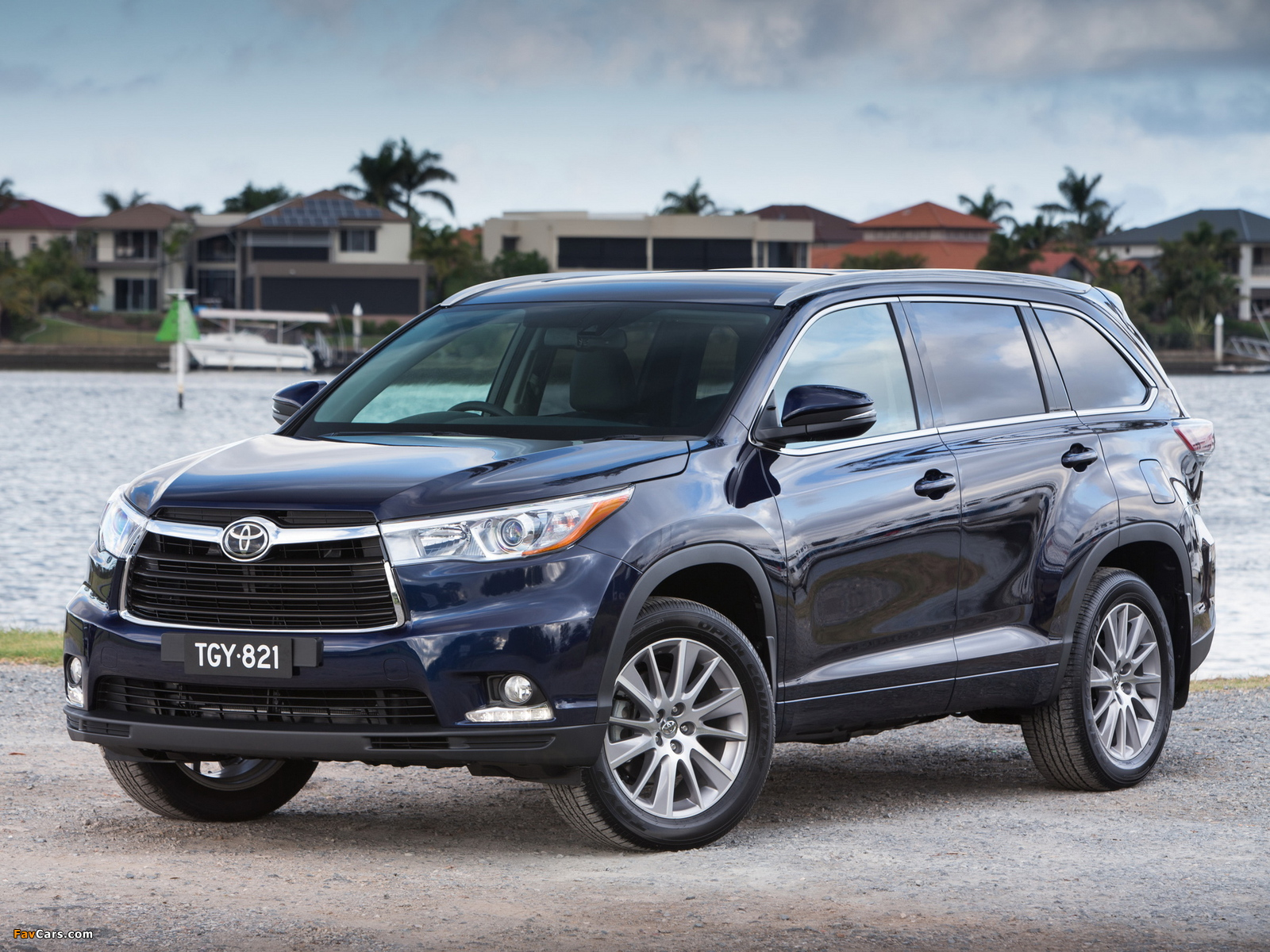Pictures of Toyota Kluger 2014 (1600 x 1200)