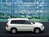 Toyota Kluger V 2000–03 wallpapers