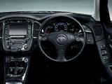 Toyota Kluger 2003–07 images