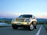 Toyota Kluger 2003–07 photos