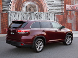 Toyota Kluger 2014 wallpapers