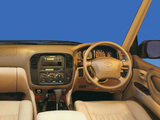 Images of Toyota Land Cruiser Amazon (J100-101) 1998–2002