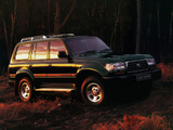 Pictures of Toyota Land Cruiser Amazon VX (HZJ81V) 1995–97