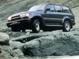 Toyota Land Cruiser Amazon VX (HDJ81V) 1989–94 images
