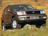 Toyota Land Cruiser Amazon (J100-101) 1998–2002 wallpapers