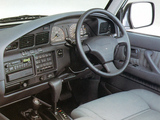 Toyota Land Cruiser Amazon VX (HDJ81V) 1989–94 wallpapers