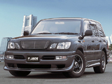 JAOS Toyota Land Cruiser Cygnus (UZJ100W) 1998–2003 pictures