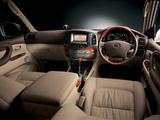 Toyota Land Cruiser Cygnus (UZJ100W) 2003–05 photos